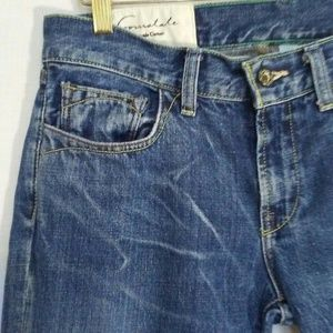 Loomstate 100% Organic Cotton Jeans Distressed 27